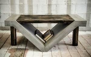 Möbel Aus Beton : tischplatte beton selber machen das beste aus wohndesign ~ Michelbontemps.com Haus und Dekorationen