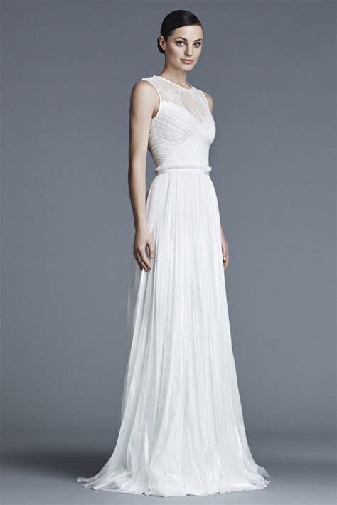 modern wedding dresses bridal trend  modwedding