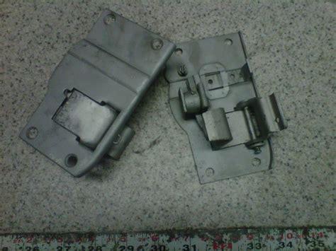 How To Rebuild Model A Door Latches