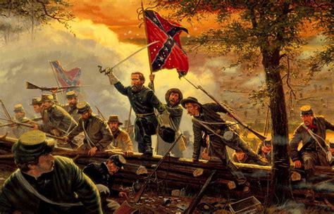 juillet  debut de la guerre de secession revue