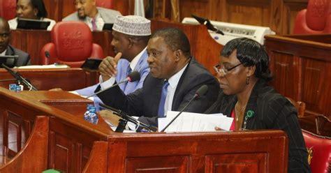 Moses Kuria plan to have 26 Cabinet Secretaries, Prime ...