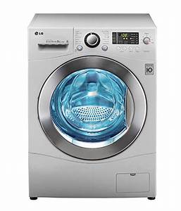 Lg F1280wdp25 6 5 Kg Fully Automatic Front Loading Washing
