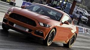 Video: World's Quickest Manual-Trans EcoBoost Mustang!
