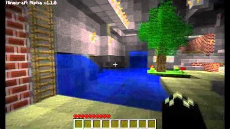 minecraft underground house   hadrians youtube