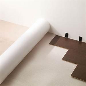 sous couche parquet gedimat materiaux bricolage With parquet gedimat