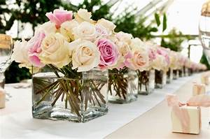 flower arrangement ideas for wedding tables flower idea With wedding party flowers ideas