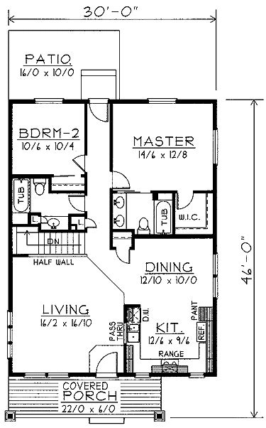 craftsman style house plan  beds  baths  sqft plan    house plans craftsman