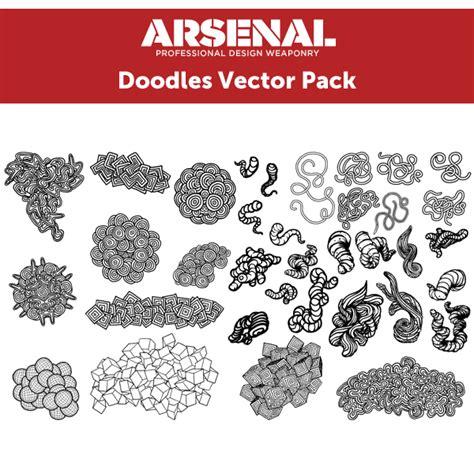 doodles vector pack gomedia arsenal