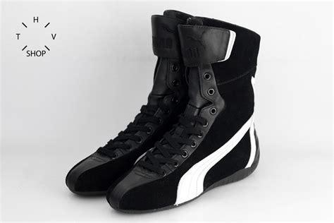 2001 Puma Boxing Steilkurve Boots Vintage Hi Tops Boxing