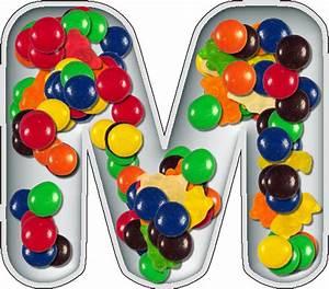 presentation alphabets candy dish letter m With alphabet letter candy dishes