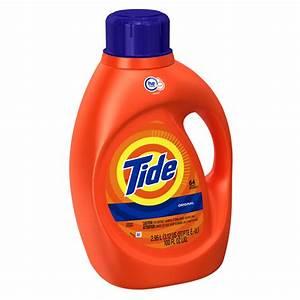Jet.com - Tide Liquid Laundry Detergent HE, Original Scent ...