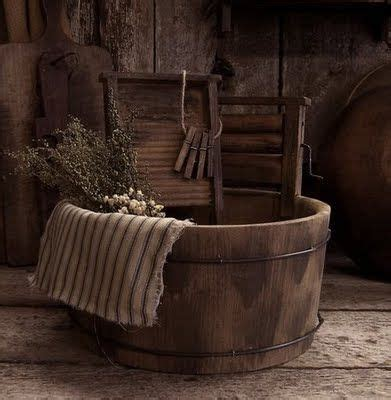 Rustic Decor For Our Cabin Primitive Laundry Rooms