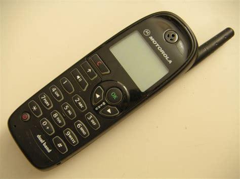 Motorola M3288 - vintage_mobile