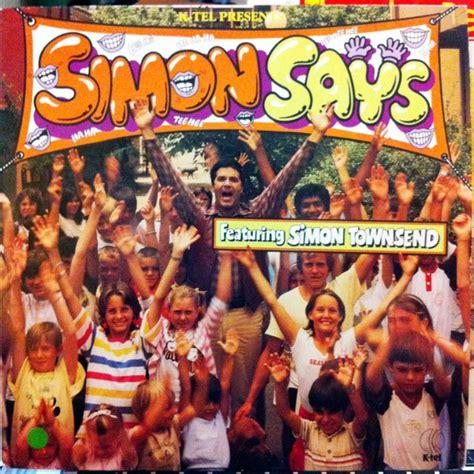 Simon Says (Vinyl) | Discogs