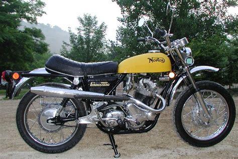 Commando Ss Type 745cc Ohv 1971