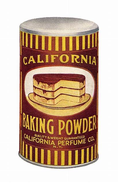 Baking Powder Clipart Digital Pancakes Antique Clip