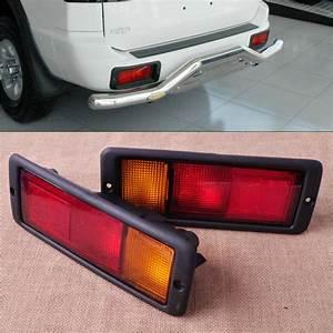 Citall Mb124963 Mb124964 2pcs Rear Tail Light Lamp For