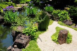 Pflanzen Japanischer Garten : japanischen garten gestalten so geht 39 s ~ Lizthompson.info Haus und Dekorationen