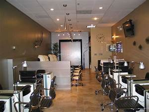 Nail Salon Interior Design - http://mnkyimages com/nail
