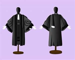 ministere de la justice ca paris robe noire du With parquet du procureur de la république