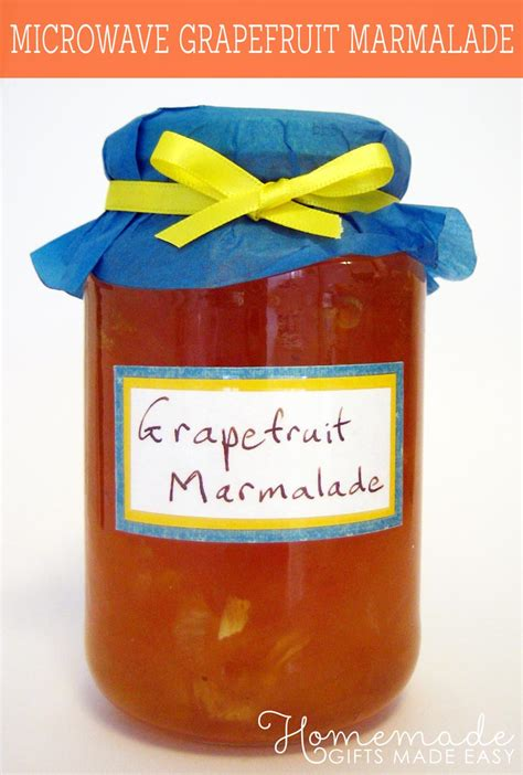 grapefruit marmalade recipe  min easy homemade jam recipe