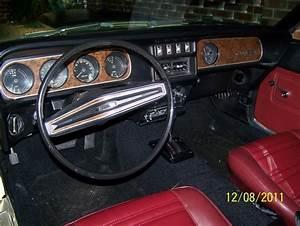 1969 Mercury Cougar - Interior Pictures
