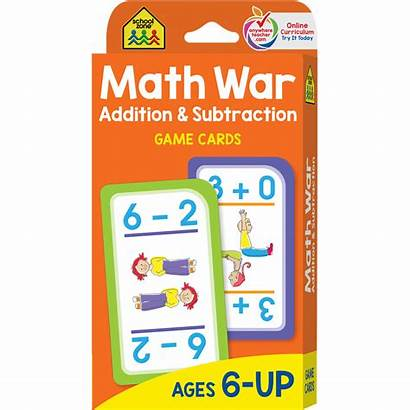 Math Flash Addition Card Subtraction Cards Ages