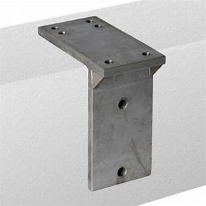 Mini L Steine : br gmann l stein montageadapter f r pfostentr ger ~ Frokenaadalensverden.com Haus und Dekorationen