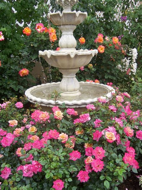 landscaping water fountains 17 best images about fountain landscaping on pinterest
