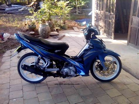 Modifikasi Jupiter Z 2005 by Modifikasi Motor Yamaha Jupiter Z 2005 Cari Info Dan