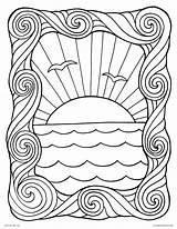 Waves Bltidm Leiah Kaban sketch template