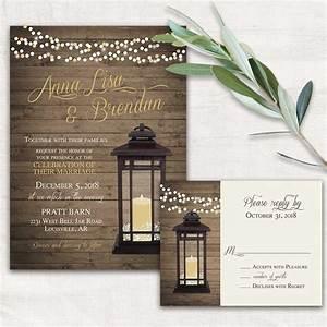 2017 wedding invitations trends metal lanterns as decor With wedding invitations with lanterns