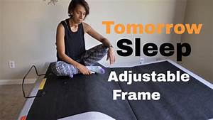 Tomorrow Sleep Adjustable Base Review Setup Instructions