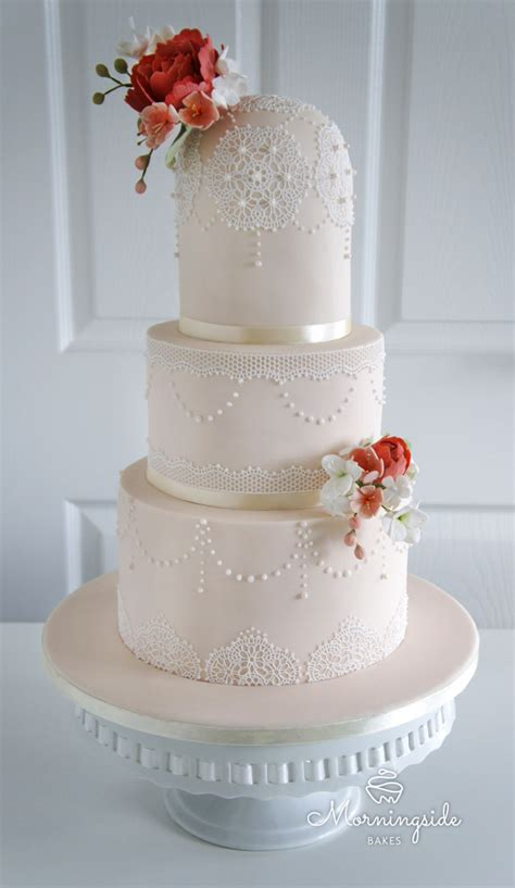 wedding cakes  sugar flowers  north lanarkshire