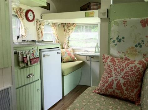 Decorating Ideas Vintage Travel Trailer by 42 Best Images About Remodeled Travel Trailers On
