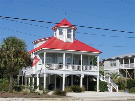 Cupola House by Cupola House In Edisto Near Vacation Rental