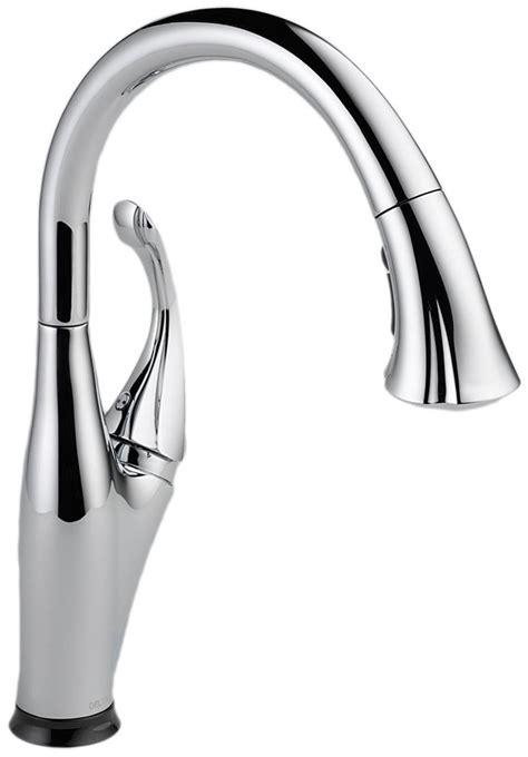 delta touchless kitchen faucet delta 9192t sssd dst review single handle touchless kitchen faucet