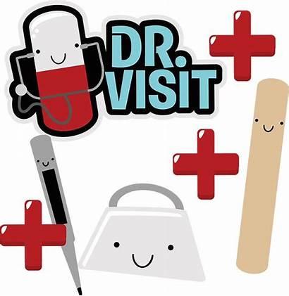 Doctor Clip Visit Dr Svg Appointment Clipart