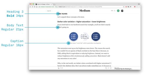 Best Fonts For Web Pages The Responsive Website Font Size Guidelines Updated For