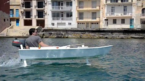 How To Build A Boat Prototype by Design And Build Of A Prototype Hydrofoil Craft