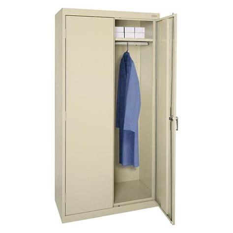 36 x 24 x 72 storage cabinet sandusky lee classic series wardrobe cabinet 36 quot x 24 quot x