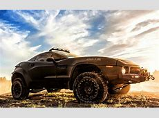The Rally Fighter is the OffRoad Supercar You Build