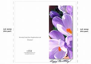 7 Best Images of Printable Foldable Birthday Cards To ...
