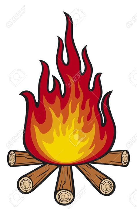wood burning pit cfire clipart c image 2 2 cliparting com