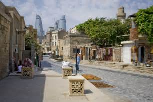 Old City Baku Azerbaijan