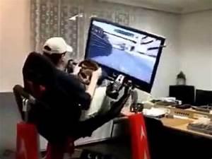 Simulateur Auto Ps4 : simulateur de conduite sur v rins hydrauliques youtube ~ Farleysfitness.com Idées de Décoration