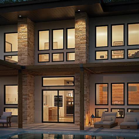 awning window wood vinyl fiberglass aluminum series milgard windows doors