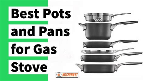 pots pans gas stove buyer guide
