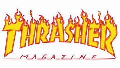 Thrasher Magazine Symbol Meaning Skate History