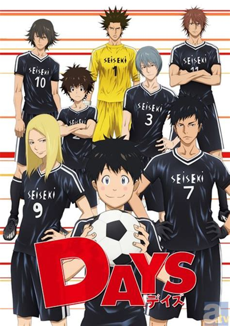 anime days episode 24 l anime days dat 233 au japon